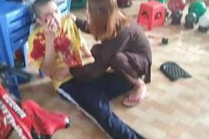 Cho rằng con gái bị nhốt hàng chục người xông vào 'Tịnh thất Bồng Lai' tìm người
