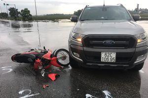 Trong 20 phút, xảy ra 2 vụ tai nạn trên đường tránh Vinh
