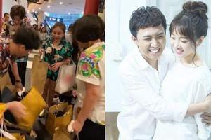 Hari Won hết sỉ vả lại cà khịa chồng vì Trấn Thành shopping bất chấp ở Thái Lan
