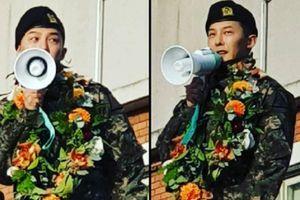 Chỉ xuất ngũ, G-Dragon cũng lọt top 1 trending thế giới