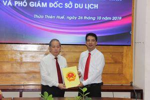 Thừa Thiên – Huế: Bổ nhiệm mới chức danh Phó Chánh Văn phòng UBND tỉnh và Phó Giám đốc Sở Du lịch