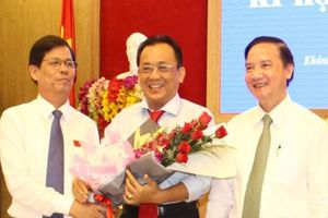 Chủ tịch Yến Sào Khánh Hòa Lê Hữu Hoàng giữ chức Phó chủ tịch UBND tỉnh Khánh Hòa