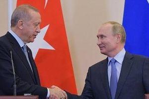 Các bên xúc tiến thực hiện thỏa thuận Nga - Thổ Nhĩ Kỳ