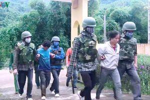 Bắt 2 đối tượng buôn 2.800 viên ma túy tổng hợp từ Lào về Việt Nam