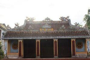 Thành phố Đà Nẵng đầu tư trên 42 tỷ đồng bảo tồn, tu bổ, phục hồi các di tích văn hóa