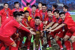 Đã tìm ra bài hát cổ vũ cho đội tuyển Việt Nam