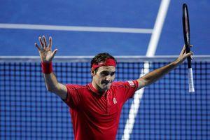 Federer lập kỷ lục khi vào chung kết Basel Open