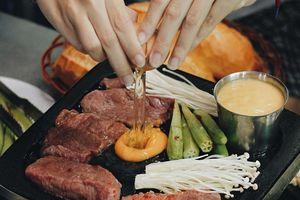 Thưởng thức thịt bò thả ga tại 5 nhà hàng ở TP.HCM