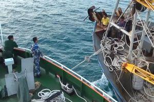 Cứu nạn ngoài biển khơi