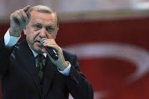 Tổng thống Erdogan: 'Thổ Nhĩ Kỳ sẽ dọn sạch khu vực biên giới Syria nếu Nga không hành động'