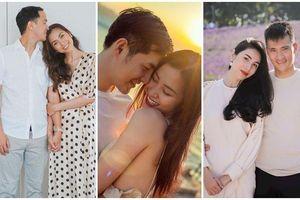 Cư dân mạng hết lời khen ngợi 3 cặp đôi sao Việt đẹp như phim ngôn tình với cái kết viên mãn trong showbiz thị phi