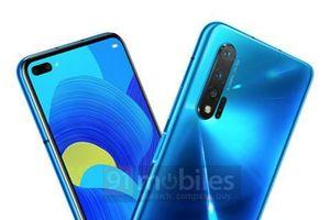 Huawei nova 6 5G sắp trình làng với camera selfie kép
