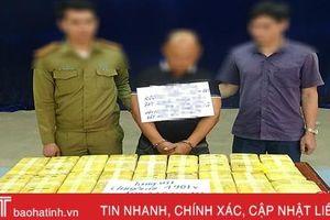 Chặn đứng vụ vận chuyển 120.000 viên ma túy tổng hợp từ Lào về Việt Nam