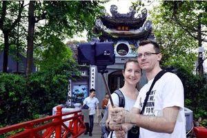 Gần 2,3 triệu khách du lịch đến Hà Nội trong tháng 10