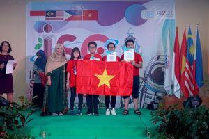 Việt Nam giành Huy chương Vàng tại kỳ thi Khoa học Quốc tế ISC năm 2019