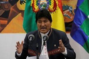 Tổng thống Bolivia thề bỏ phiếu lại nếu phát hiện gian lận
