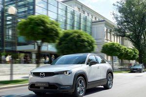 MX-30: Xe điện thương mại đầu tiên của Mazda