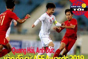Quang Hải vào đề cử AFF Awards 2019; MU mất Pogba thêm 1 tháng