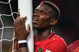Pogba vắng mặt đến tháng 12 vì chấn thương