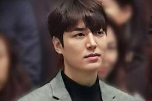 Lee Min Ho thu hút mọi ánh nhìn ở lễ cưới bạn thân