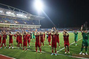Tuyển Việt Nam chính thức hội quân chuẩn bị cho trận đấu với UAE và Thái Lan