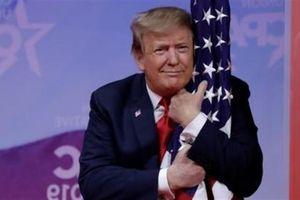 NI: Các tổng thống lập quốc Mỹ hài lòng về ông Trump