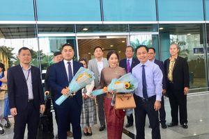 Đà Nẵng: Đón chuyến bay thẳng đầu tiên từ Campuchia