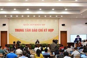 Công bố 4 nhóm vấn đề sẽ được trả lời chất vấn tại Kỳ họp thứ 8
