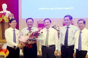 Chủ tịch HĐTV Cty Yến sào được bầu làm Phó chủ tịch UBND tỉnh Khánh Hòa