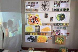 Hợp tác triển khai phương pháp giáo dục Reggio Emilia tại Việt Nam