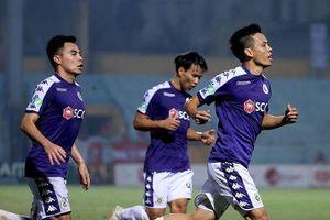 Nguy cơ không được tham gia giải châu lục, CLB Hà Nội mong Liên đoàn bóng đá châu Á… nương tay