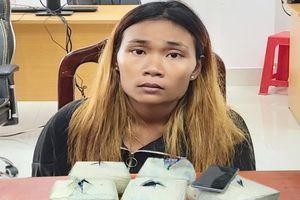 Bắt đối tượng vận chuyển 5kg ma túy đá từ Campuchia vào Việt Nam