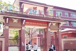 Nghệ An: Phớt lờ 'lệnh' của Sở GDĐT, trường THPT Huỳnh Thúc Kháng vẫn vận động tài trợ