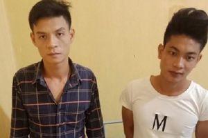 Hai 9X chuyên cướp giật của phụ nữ 'sa lưới'