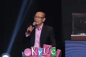 MC Lại Văn Sâm tiết lộ về người vợ kín tiếng trên sóng truyền hình