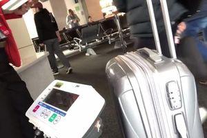 Du khách giả vờ mang thai để không phải trả phí hành lý