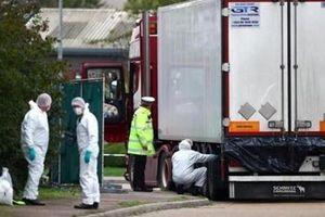 Nước Anh rúng động trước cái chết của 39 người trong xe container