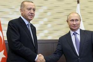 'Cuộc chơi mới' ở Syria giữa Nga và Thổ Nhĩ Kỳ