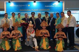 Đã có đường bay trực tiếp từ Việt Nam sang Bali của Indonesia