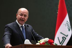 Tổng thống Iraq nghi ngờ sự tin cậy của Mỹ với tư cách là đồng minh