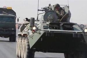 Quân cảnh Nga cấp tốc tiến vào al-Hasakah