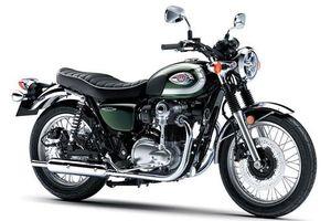 Khám phá Kawasaki W800 2020: Công suất 47 mã lực, giá hơn 200 triệu