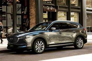 Mazda CX-8 giảm giá 40 triệu đồng, đối đầu Toyota Fortuner
