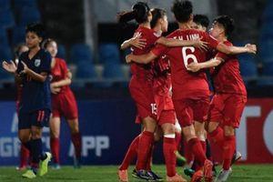 Người Thái thêm một lần ôm hận trước bóng đá Việt Nam