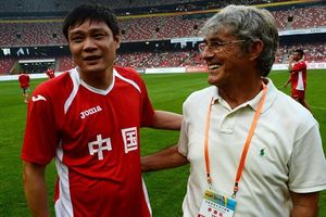 Huyền thoại Trung Quốc giải thích lời tiên tri' sốc về bóng đá Việt Nam