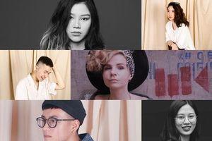 6 NTK tài năng của Học viện thiết kế và thời trang London tại AVIFW Thu Đông 2019