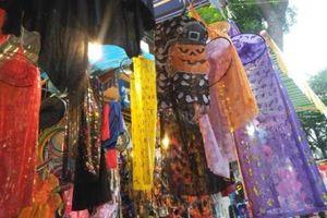 Sôi động thị trường hàng hóa phục vụ dịp lễ Halloween