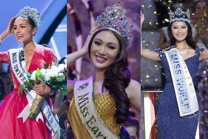 'Lời nguyền' của Hoa hậu Big 6 đăng quang trên sân nhà: Nhan sắc luôn luôn bị mổ xẻ