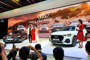 Audi trình làng 6 mẫu xe mới tại Vietnam Motor Show 2019