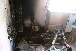 Đà Nẵng: Cháy căn hộ chung cư Làng Cá, người dân hô hoán nhau tháo chạy